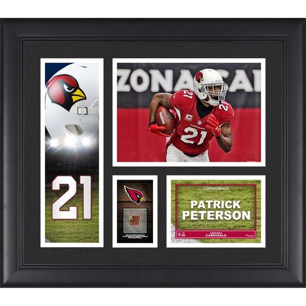 Arizona Cardinals Patrick Peterson Fanatics Authentic Framed 15
